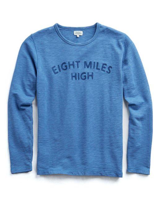 Hartford - Blue Light Crew Eight Knitted Sweatshirt for Men - Lyst