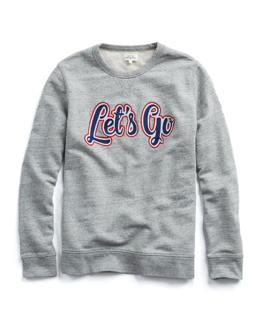 Hartford - Gray Sweat Lets Go Knitted Sweatshirt for Men - Lyst