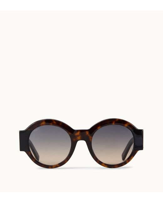Tod's - Brown Sunglasses - Lyst