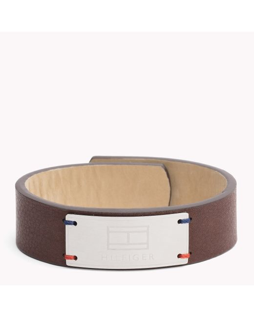 Tommy Hilfiger | Multicolor Leather Cuff | Lyst