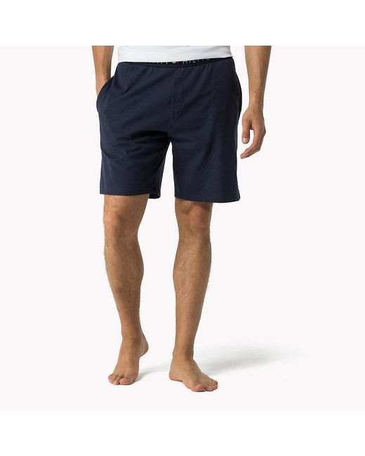 Tommy Hilfiger - Blue Icon Shorts for Men - Lyst
