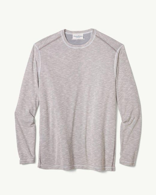 Tommy Bahama - Gray Flip Tide Reversible Islandzone® T-shirt for Men - Lyst