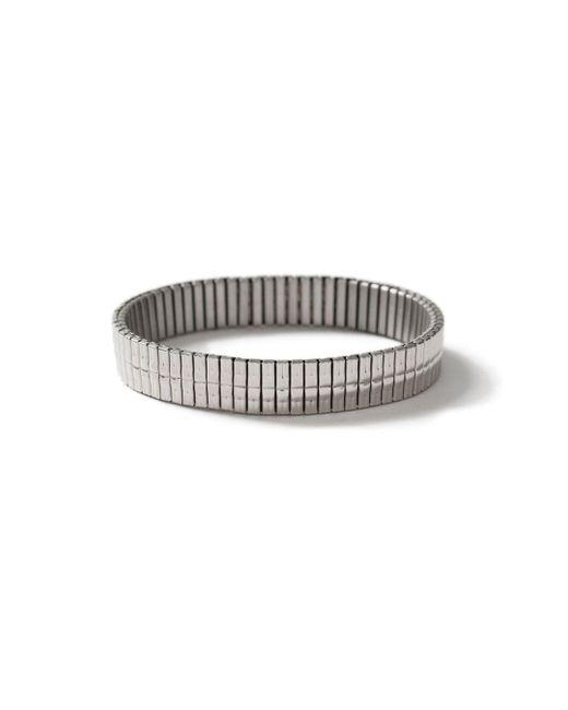 Topman - Metallic Tainless Steel Bracelet for Men - Lyst