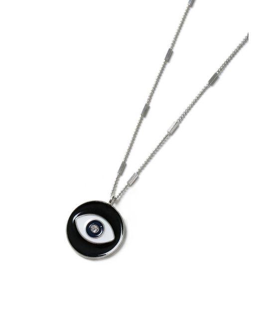 Topman   Black Eye Pendant Necklace* for Men   Lyst