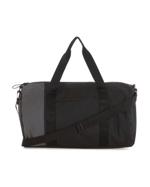Topman | Black And Grey Gym Bag for Men | Lyst
