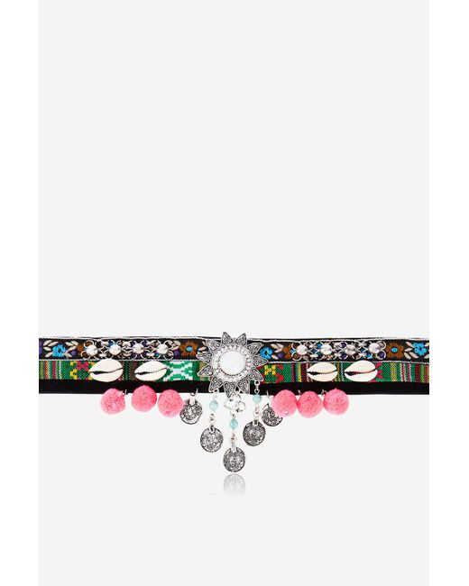 Skinnydip London | Multicolor Shell Choker Necklace By Skinnydip | Lyst