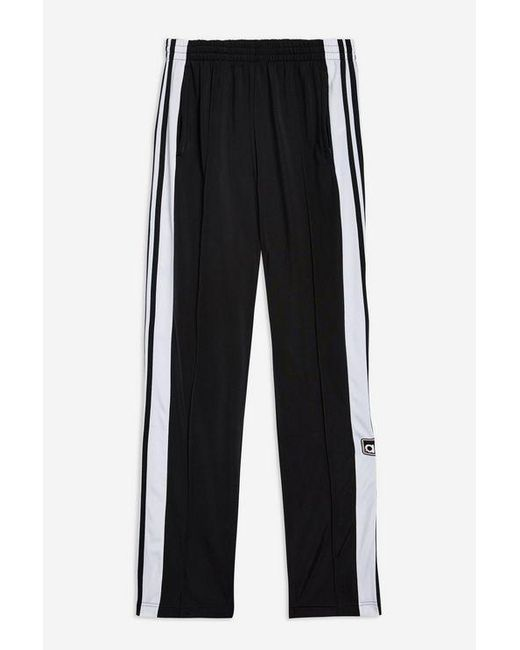 cc40c2978 ... Adidas - Black Adibreak Track Pants By - Lyst