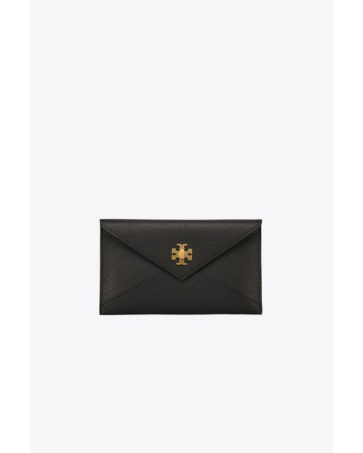 Tory Burch - Black Turn-lock Envelope Pouch - Lyst