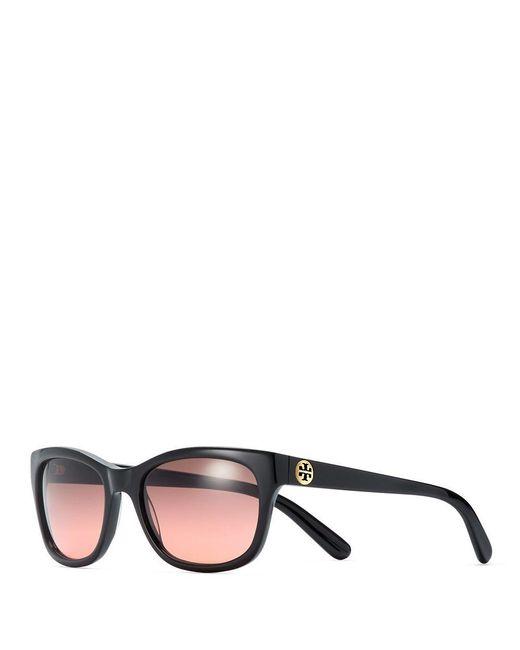 Tory Burch | Black Classic Sunglasses | Lyst
