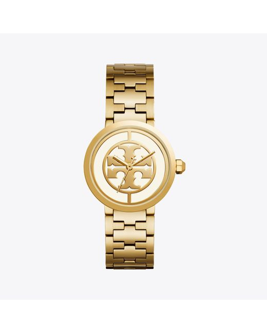 Tory Burch - Metallic 'reva' Bracelet Watch - Lyst
