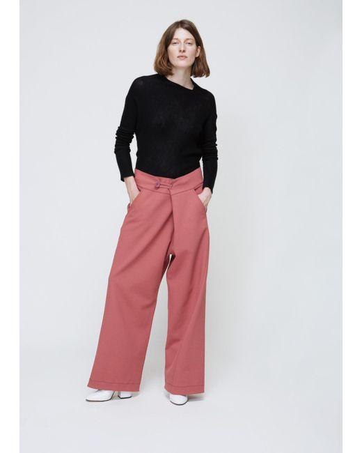 Marni - Multicolor Lipstick Trouser - Lyst