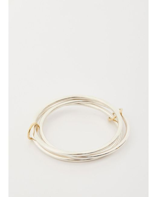 Spinelli Kilcollin - Metallic Silver Sabine Bracelet - Lyst