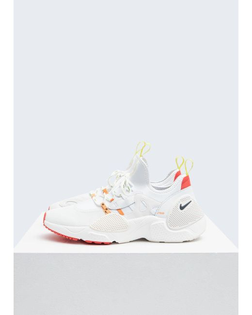 ebacdf5af7af57 Nike - White Heron Preston Huarache E.d.g.e. Sneaker for Men - Lyst ...
