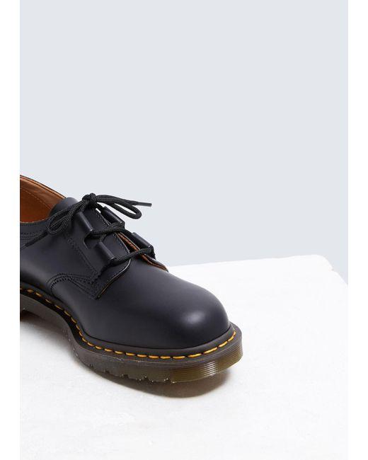 3fc5ab1423e44 ... Comme des Garçons - Black Dr. Martens Shoe for Men - Lyst ...