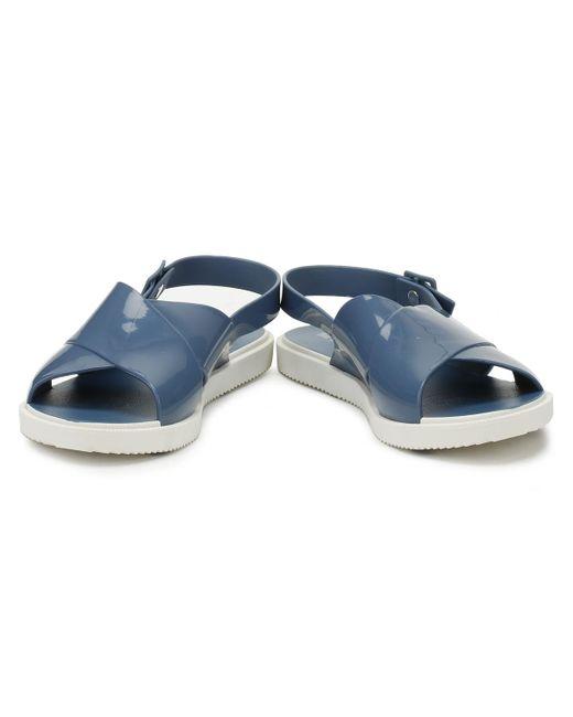 c8b360fc16e46d Zaxy Womens Blue Match Sandals in Blue - Save 29% - Lyst