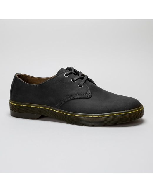 32020cdf81 Dr. Martens - Black Dr Martens Coronado 16592001 Shoes for Men - Lyst ...