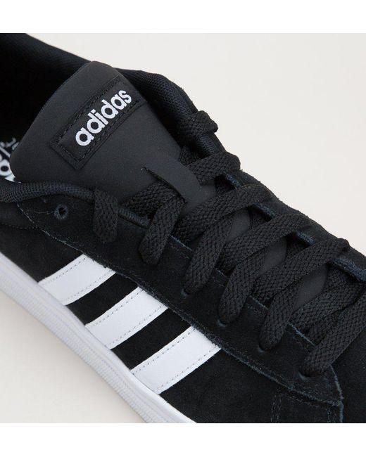 6cd25afbea10 ... Adidas - Daily 2.0 Db0273 Cblack ftwwht ftwwht Trainers for Men - Lyst  ...