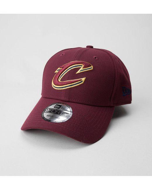 KTZ - Multicolor New Era The League Cleveland Cavaliers Otc Hats for Men - Lyst