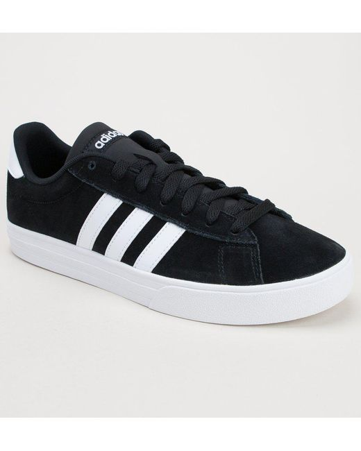 5f961713abbc9c Adidas - Daily 2.0 Db0273 Cblack ftwwht ftwwht Trainers for Men - Lyst ...