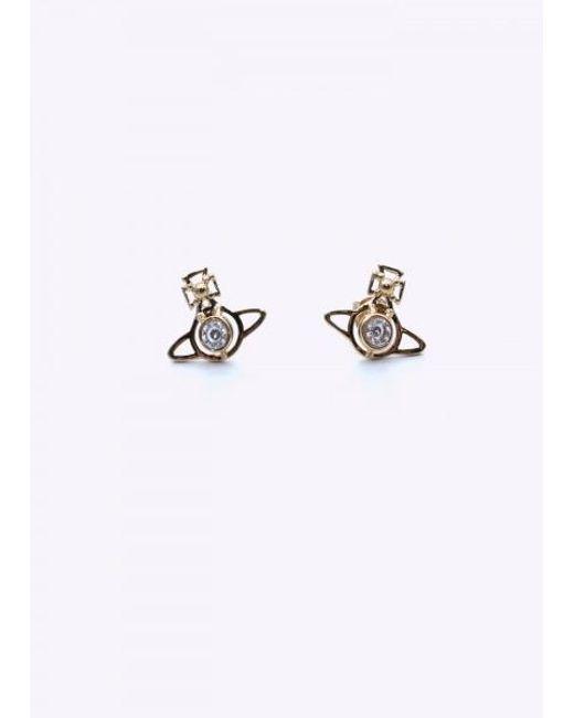 Vivienne Westwood   Metallic Nora Earrings   Lyst