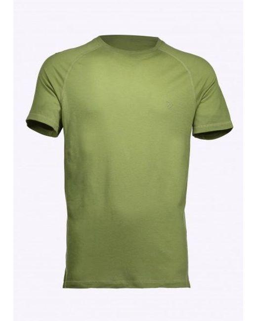 Fjallraven | Green Abisko Trail T for Men | Lyst