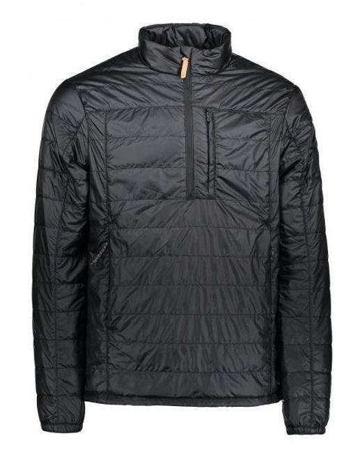 Fjallraven | Black Abisko Padded Pullover for Men | Lyst