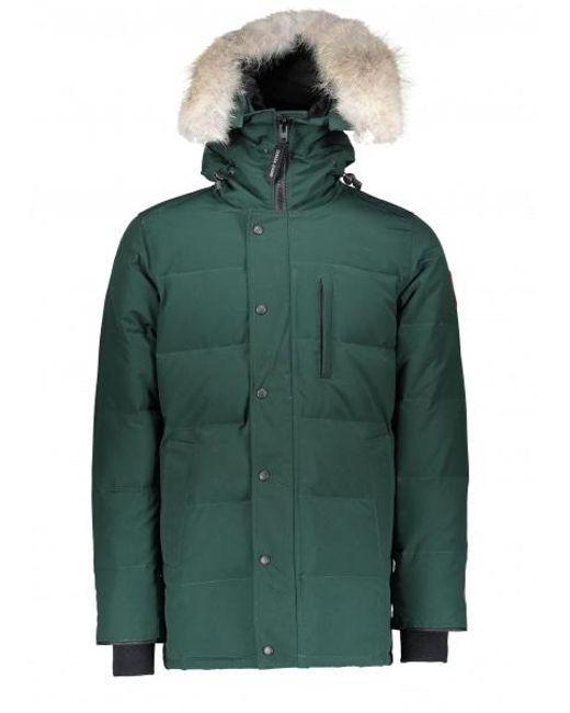 0ee108c28ba Canada Goose - Green Carson Parka for Men - Lyst ...