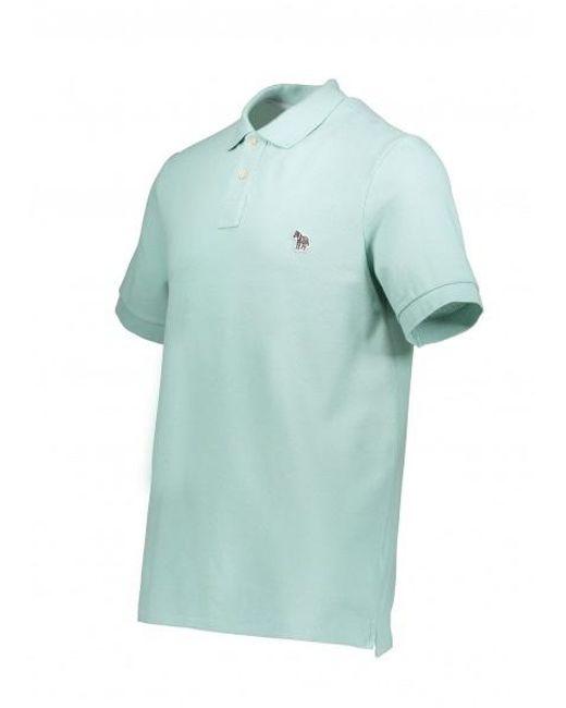 d4cf1478 ... Paul Smith - Green Ss Reg Fit Polo Shirt for Men - Lyst ...