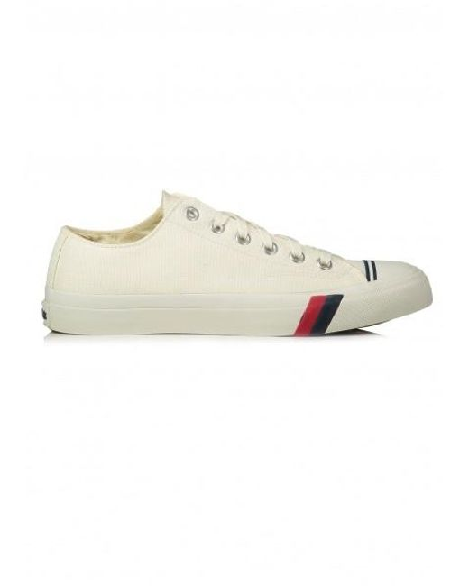 6e31e19bb93b6 Pro Keds Royal Lo Classic Canvas in White for Men - Save 33% - Lyst