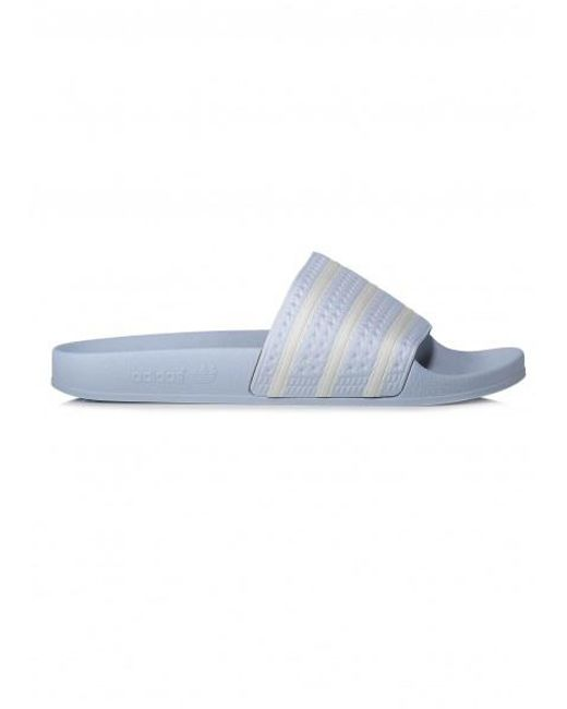 958cdcd14c59 Adidas Originals - Blue Adilette for Men - Lyst ...