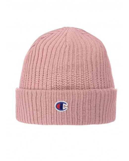 Champion - Pink Beanie Cap for Men - Lyst ... 38e005f0f20
