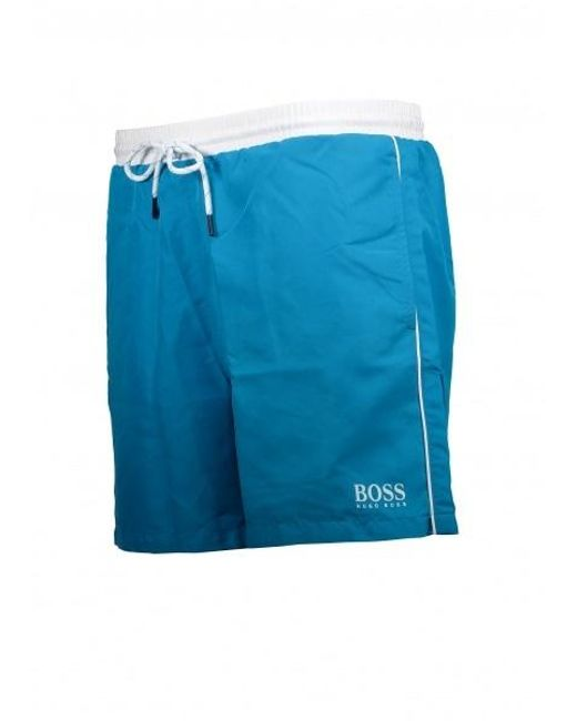 799368982 ... BOSS - Blue Starfish Shorts 441 for Men - Lyst ...