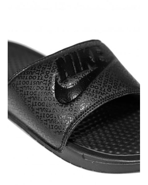 check out a24a5 12ab3 ... Nike - Black Benassi Jdi for Men - Lyst ...