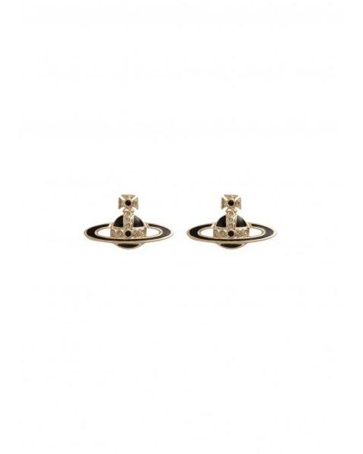 Vivienne Westwood - Metallic Small Neo Bas Relief Earrings - Lyst