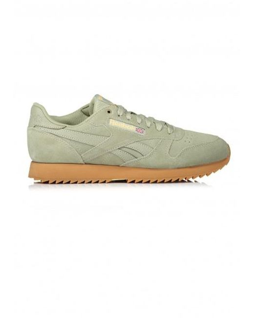 Reebok - Green X Montana Cans Cl Leather for Men - Lyst ... 2d5911458
