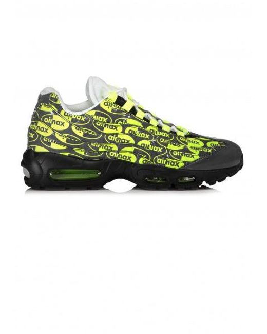 6cb3027a5c5 Nike - Black Air Max 95 Premium for Men - Lyst ...