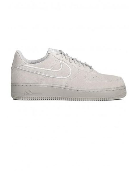 Nike - Gray Air Force 1 07 Lv8 Suede for Men - Lyst ...