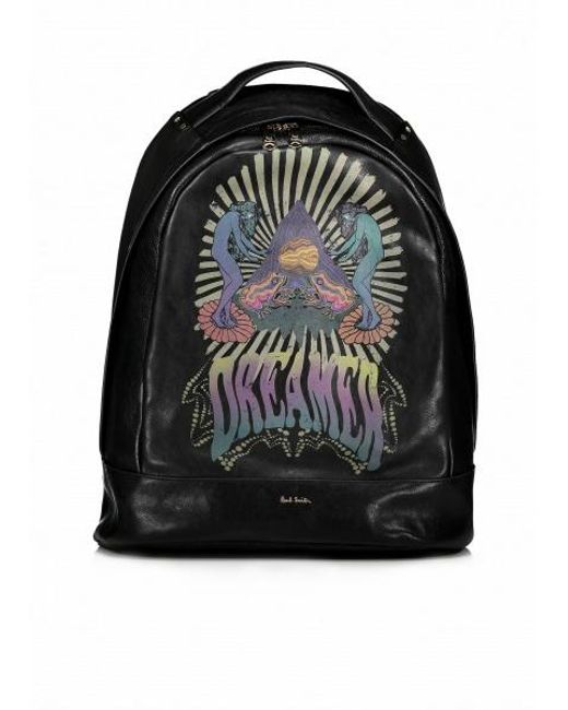 Lyst - Paul Smith Rucksack in Black for Men - Save 69% 405fbb052