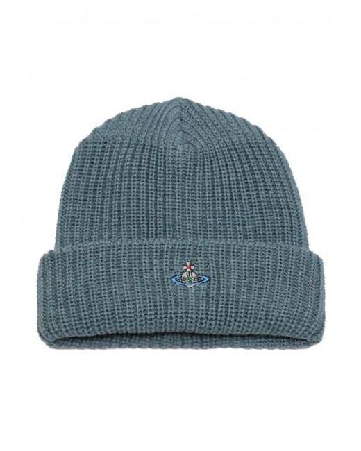 Vivienne Westwood | Green Beanie Hat for Men | Lyst