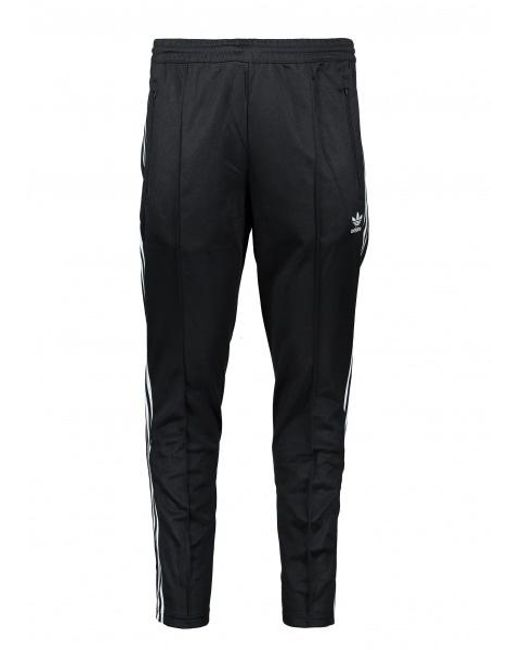 f664770ad adidas Originals Beckenbauer Track Pant in Black for Men - Save 25.0 ...