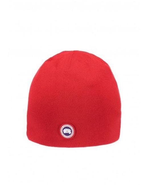 f858082d83c Men's Red Standard Toque Hat