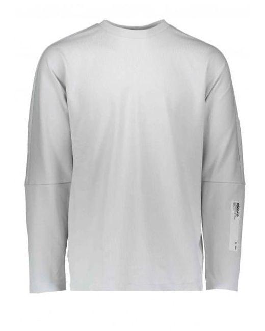 356414d8732c3 Adidas Originals - Gray Nmd Ls Tee for Men - Lyst ...