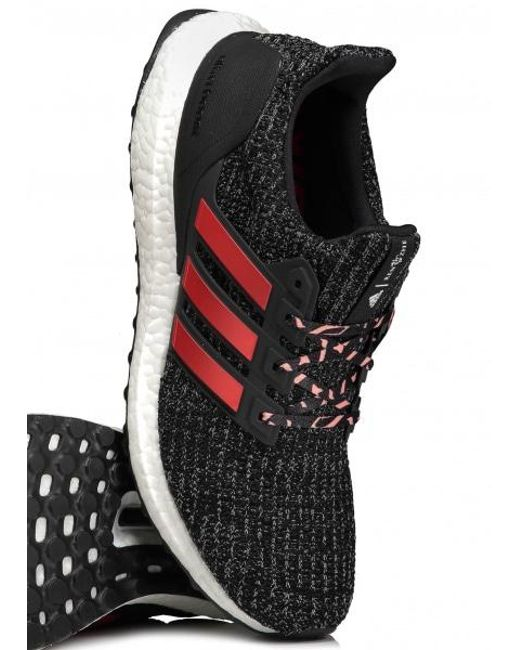 f49d566bff3 ... Adidas Originals - Black Ultraboost for Men - Lyst ...