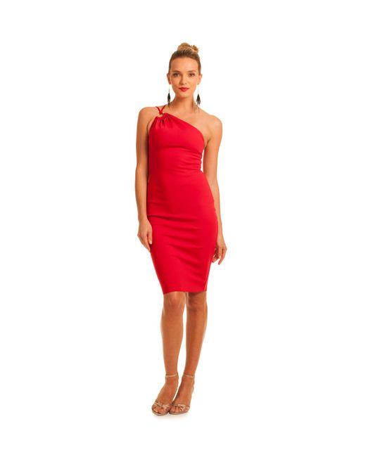Trina Turk - Red Disco Dress - Lyst