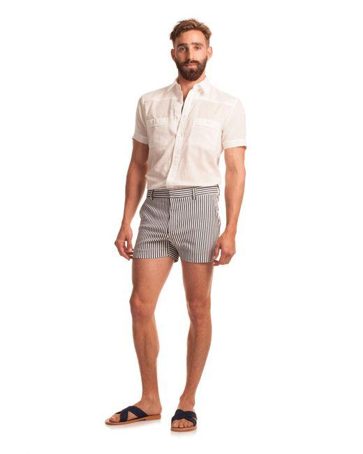 Mr Turk - Multicolor Rogelio Short for Men - Lyst