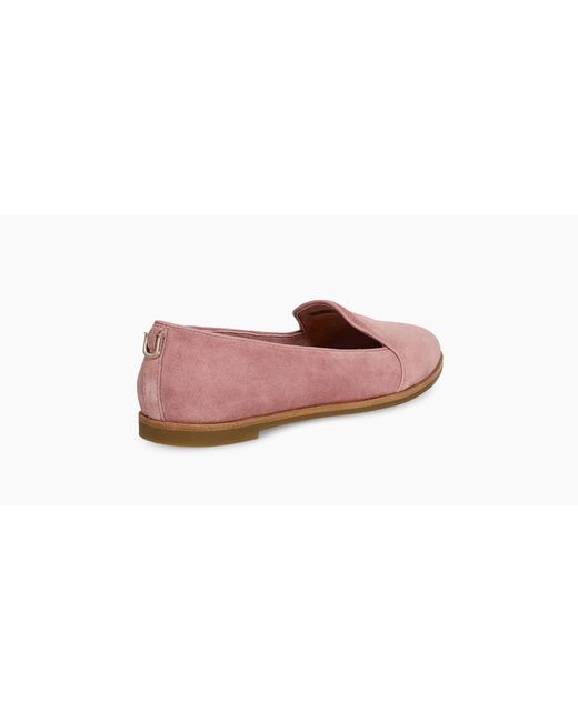 a350b2ab266 ... Ugg - Pink Bonnie Loafer Bonnie Loafer - Lyst ...