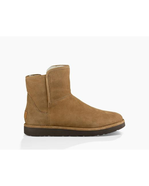 Ugg - Brown Women's Abree Mini Boot - Lyst