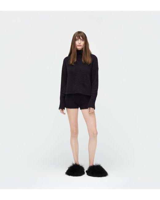 Ugg - Black Sage Sweater Sage Sweater - Lyst