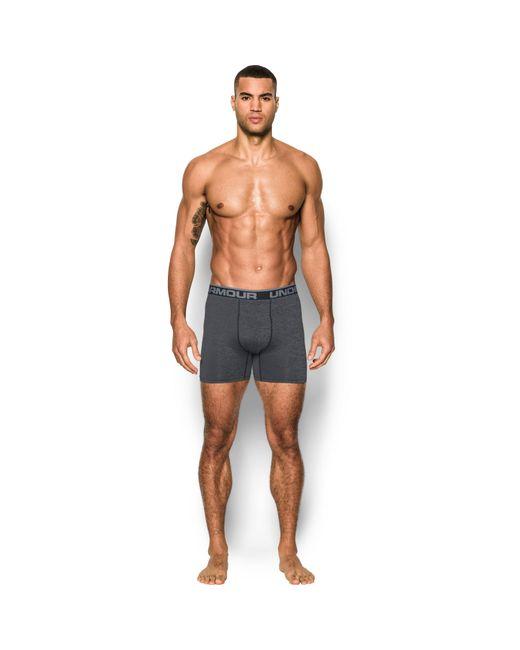 Under Armour | Multicolor Men's Ua Original Series Twist Boxerjock® 2-pack for Men | Lyst