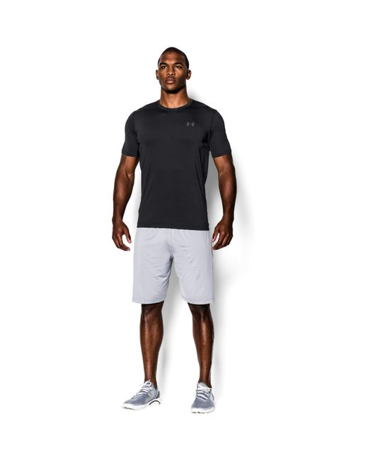 Under Armour - Black Men's Ua Raid Short Sleeve T-shirt for Men - Lyst